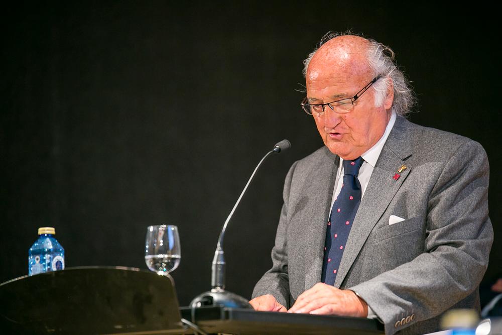 Juan José Aurtenetxea, ganador del Premio Txema Elorza 2017.